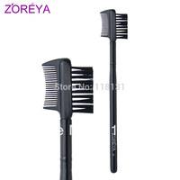 Zoreya eyebrow comb brush eyebrow brush spiral brush multifunctional beauty make-up beauty tools