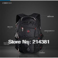 Swiss gear backpack male female fashion large capacity computer double-shoulder travel backpack sw8112