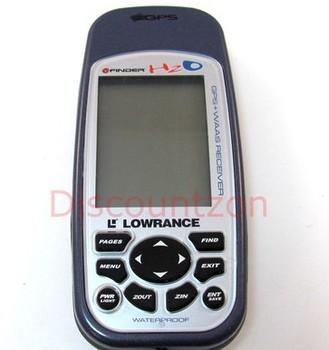 Lowrance Ifinder H2O C Plus H2OC Outdoor/waterproof handheld GPS + WAAS receiver