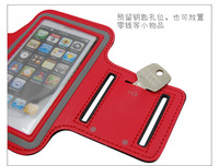50pcs/Lot,High quality +New arrival,fshionable sports design armband case for IPHONE4,4S,5,fast shippping
