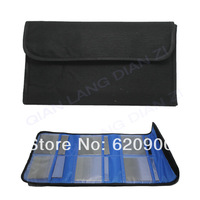 100% GUARANTEE Nylon Filter Wallet Six 6 Pocket Case Pouch Carry Bag for Cokin P Series Lens