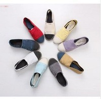 FREE SHIPPING! Hot Sale Little C Canvas Round Toe Flat Shoes For Women v0876