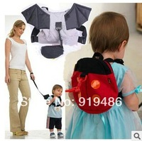 Beetles And Bats Lovely Style Rucksack Prevent Children Wandered Off Small Bag Backpack Kindergarten Snack Pack 1PCS