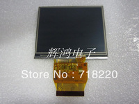 Free shipping 3.5 inch LCD screen lcd screen TM035KBH11 with touch screen