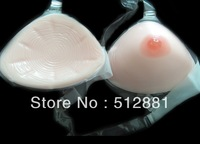 500g/pair silicone breast nipple enhancer,mastectomy breast forms ,silicone nipple breast,silicone fake breast