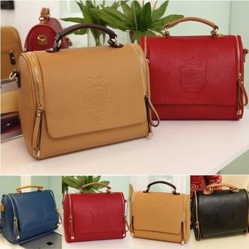 5 Stars!! Women's handbag Free style vintage bag designers brand shoulder bags messenger bag female small totes shipping QB166