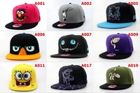 Teenage Mutant Ninja Turtles Cartoon caps;Bio Domes Sonic Neon Snapback hat;Animal The Cabesa Punch hats