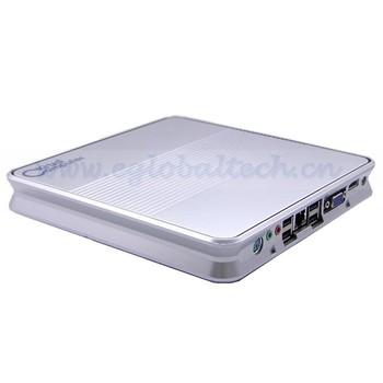 Intel Atom D2500 Windows 7 software, 2GB DDR3, 128GB SSD Mini desktop computer, HDMI thin client 4 USB PC client DHL Cost Free