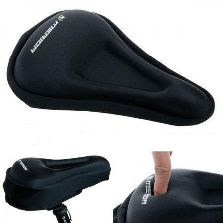 Седло велосипедное M kansoon первоклассный воздухопроницаемое велосипедное седло силикагеля формой треугольника