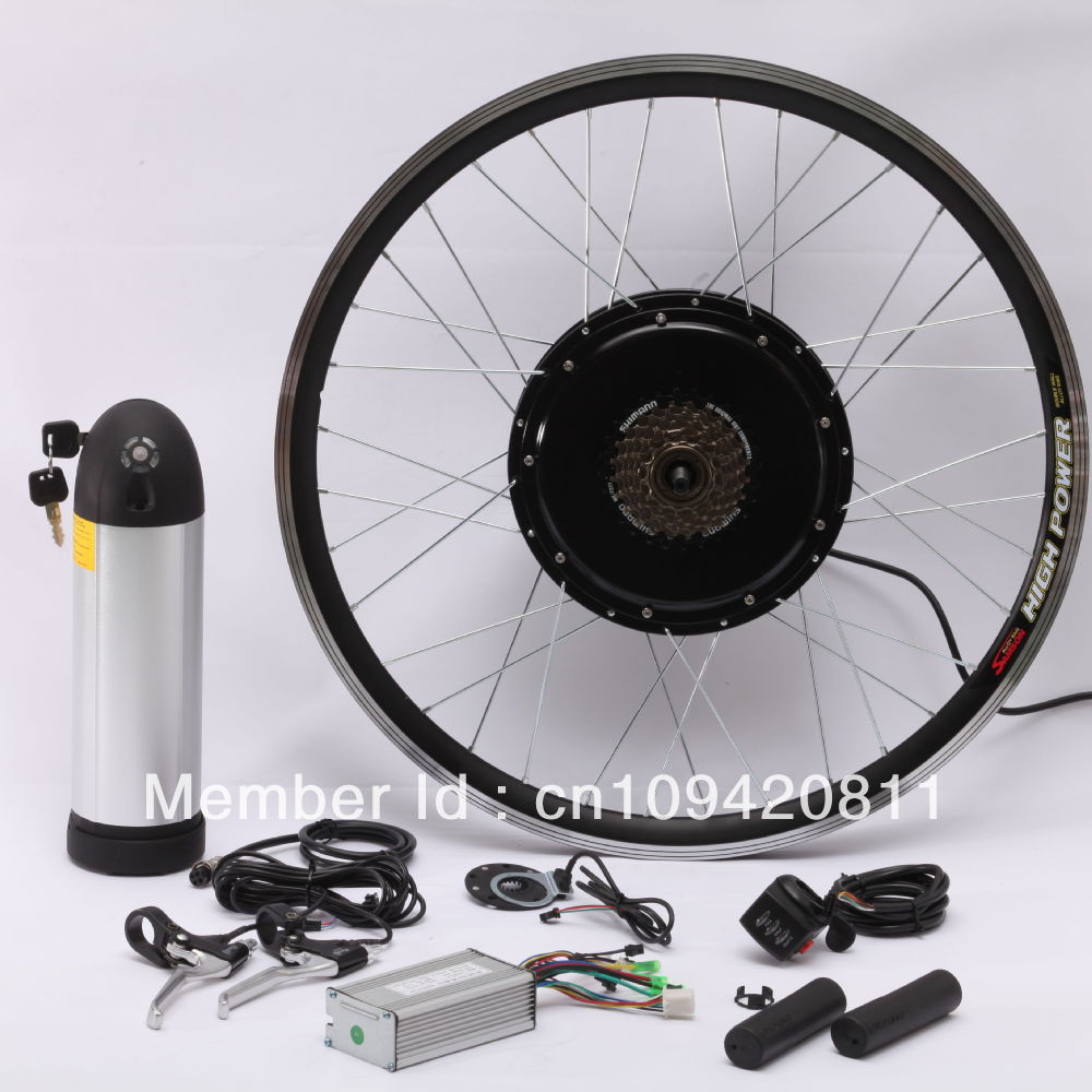 36v 500w Electric Bike Bicycle Motor Conversion Kit With