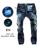 Hot sale ! Free Shipping ,Leisure&Casual pants, 2013 New Arrival Newly Style famous brand Cotton Men's Jeans pants