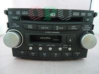 Matsushita 39100-SEP-A600 6 CD DVD ACU radio TL 2007-2008 cassette MP3 WMA ELS surround AUX AM/FM DVD audio