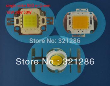 Taiwan Epileds 30mil*30mil or more 10W 20W 30W 50W 70W 100W Red Green LED beads LED chips LED lamp