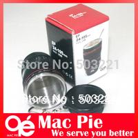Free Shipping Hot Camera EF 24-105mm Lens Mug Mini Coffee Cup Cute Drink key chain