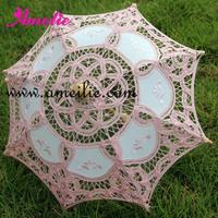10pcs/lot Wedding Party Decoration Lace Parasol