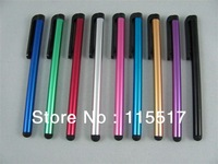 Capacitive Screen Stylus Pen Pens Touch Pen for iphone 5 5s samsung i9500 S4 ipad 4 mini ipad DHL free shipping