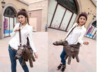 2013 Hot New High Quality Handbag LX-202 Luxury Designer Women Handbags Horse Bag Shoulder Bag FREE/Drop SHIPPING