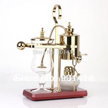 2015 Teapot Tea Cup Yellow Ciq Porcelain New Brand Balancing Siphon System Coffee Maker Vacuum Brewer