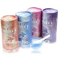 White water piamater powder 300g silk hyaluronic acid q10 mask tools spring