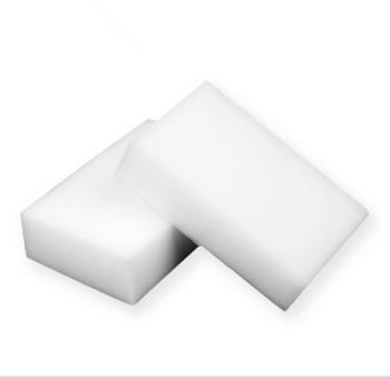 Free Shipping, 100 pcs/lot White Magic Sponge Eraser Melamine Cleaner Multi-functional Cleaning, Drop Shipping, IC0002