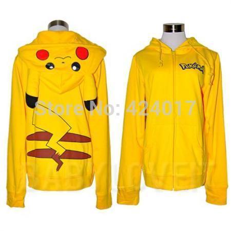 Dress pokemon back