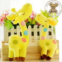 Free Shipping 28cm Plush Toy & Hobbies, Dolls & Stuffed Toys, Stuffed animals & plsuh giraffe doll for child gift 28cm/40cm/55cm