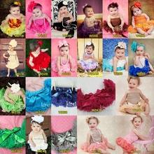 Retail Free Shipping - Infants Tutu Skirt / Newborn Baby Ruffles Pettiskirt / Fluffy Pettiskirts 0-6M (Hong Kong)