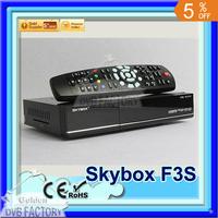 New Original Skybox F3S satellite receiver support GPRS DVB S2 Digital Satellite Receiver Full HD(2pcs F3S)