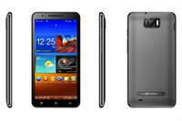 "6.0"" MTK6577 1.2GHZ Dual-core Android v4.1.1 Dual sim 5MP camera wifi bluetooth GPS+AGPS Navigator phone freeshipping"