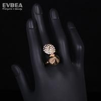 vintage rings for women adjustable mushroom shape cute women rings size adjustable vintage exaggerated rings for wedding
