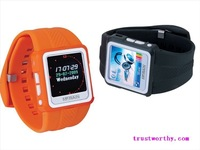 Free shipping watch mp4 video player With ebook for  txt watch ,MP4 player