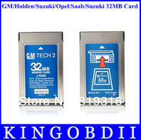 32MB CARD FOR GM TECH2 for Opel /GM /SAAB/ISUZU/Suzuki/Holden original gm tech2 32mb card ,32 MB Memory GM Tech 2 Card