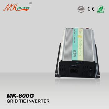 600W (22-60V) on grid inverter, grid tie inverter, micro inverter, Free shipping