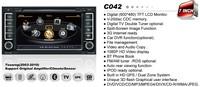 Car DVD Player GPS for Volkswagen Touareg Multivan T5 Transport + 3G WIFI + V-20 Disc +1GB cpu + DDR 512M RAM + DVR + A8 Chipset