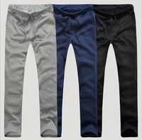 More rivet design movement of new fund of 2012 autumn winters is recreational men's trousers are free shipping!