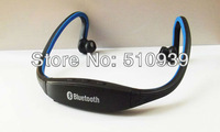 1pcs, Sports Wireless Bluetooth Headset Earphone Headphone Earphone for Mobile phone iphone Samsung PC free dropshipping