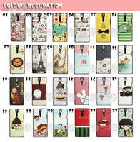 Hipster necessary For Sony Xperia S LT26i Cases of coloured drawing. FreeShipping