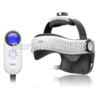 air pressure vibration far infrared ray adjustable music head massager