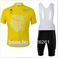 Free Shipping 2013 new france Cycling Jersey short Sleeve and Cycling shorts Monton Cycling Team J7051025