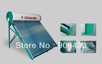 Free shipping/ 100L Integrated Pressure Solar Water heater -Use in Minus 30 degree