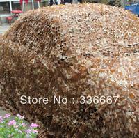 Wholesale desert digital camouflage net sun shade net shade net jungle camouflage car cover CS Training Net Free Shipping