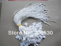 Wholesale White Hangtag String In Apparel 18cm Hang Tag Cord Garment Jewelry Tie Price Hangtag Seal Tag