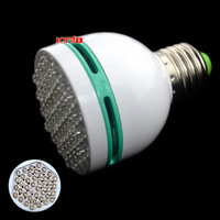 42 LED White Light E27 Screw Head Bulb 3W Energy Saving Lamp 110-260V