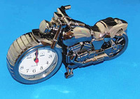 Free Shipping Motorcar Alarm Clock Desk Clock Motorcar Clock Digital Clock 2 Colors ABS Material Gift Colock With Retail Box