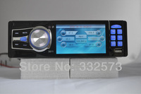 16:9 TFT screen,12V 3.6 inch car MP5 Player supports APE one din in dash Car Audio,SD/MMC card USB FM Radio aux-in wireless