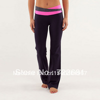 Free Shipping Wholesale retail New designer brand LULULEMON pants Cheap Yoga lulu lemon clothing Size 6 8 10 12