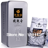free shipping tieguanyin tea 8pcs/box fragrant premium oolong tea perfume original Chinese anxi tie guan yin 2013 gift packing