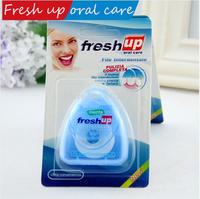Promotion  Dental Floss 50M/ Set Oral Care Kit Dental Floss Picks Hygiene Car Of Teeth 5pcs/lot  Free Shipping