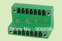 Plug type terminals block spacing 3.5mm 2P 300V/8A
