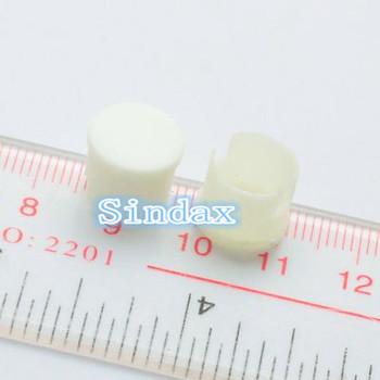 Supernova Sale High Quality 10pcs Plastic covers Dust cap for BNC RP-BNC female JACK RF connector Drop Shipping
